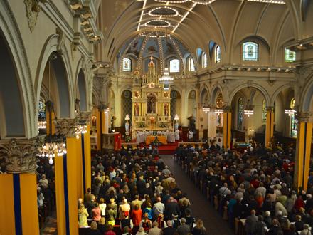Catholic archdiocese of detroit